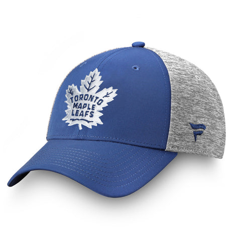 FANATICS MEN'S TORONTO LEAFS PLAYOFFS STRUCTURED STRETCH HAT