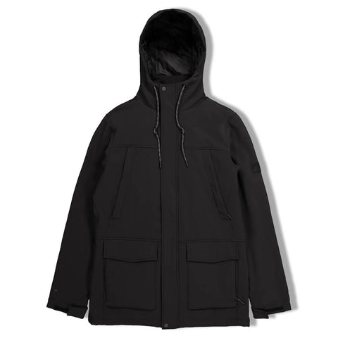 MCKINLEY MEN'S BUSTER INSULATED SOFTSHELL BLACK