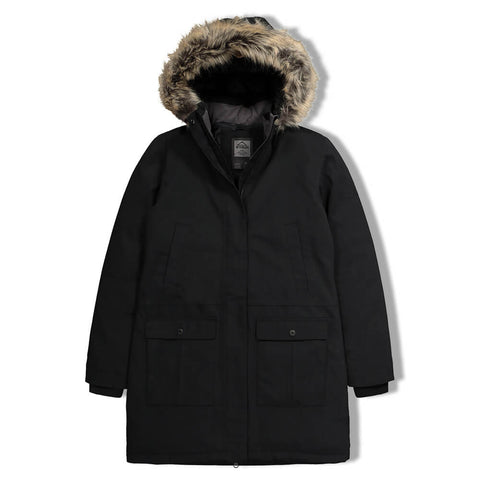 MCKINLEY WOMEN'S PAYTON DOWN PARKA BLACK