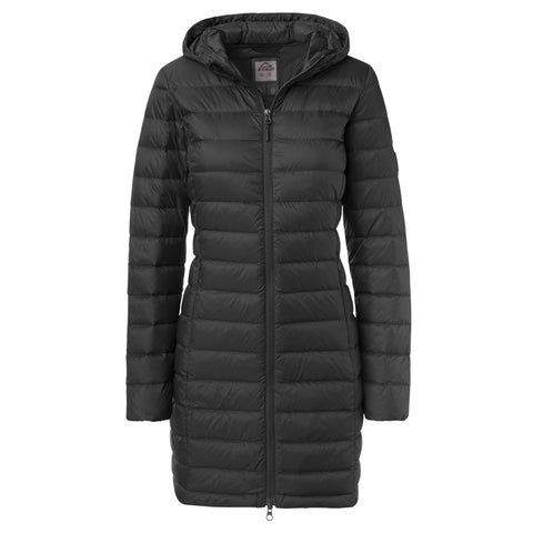 MCKINLEY WOMEN'S WELLS DOWN INSULATOR BLACK