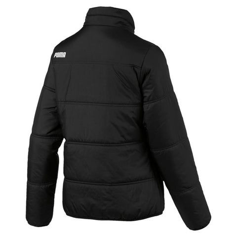 PUMA WOMEN'S ESSENTIALS PADDED JACKET BLACK