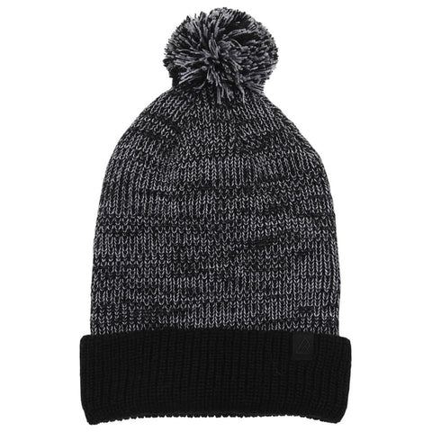 RIPZONE MEN'S RODERICK POM TOQUE BLACK