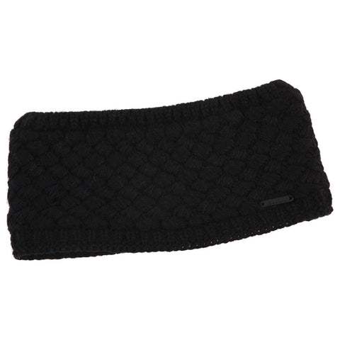 RIPZONE WOMEN'S KARA HEADBAND BLACK