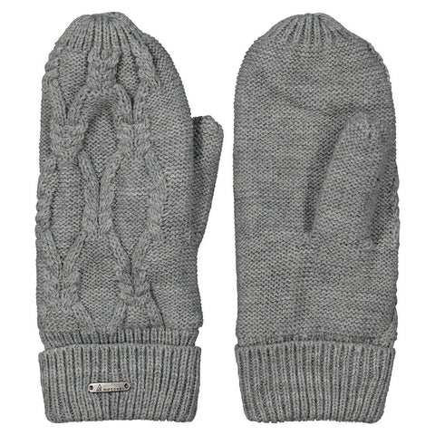 RIPZONE W MADISON MITT QUIET GRAY