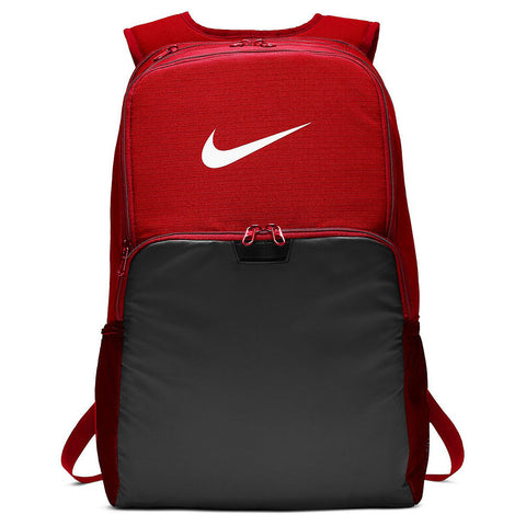 NIKE BRASILIA XL BACKPACK 9.0 RED