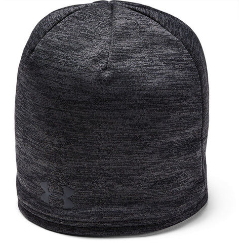 UNDER ARMOUR MEN'S STORM BEANIE BLACK/JET GRAY