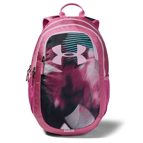 UNDER ARMOUR SCRIMMAGE 2.0 BACKPACK PACE PINK/PINK FOG