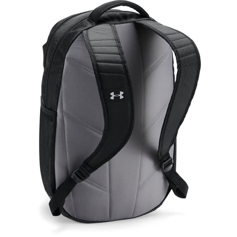 UNDER ARMOUR TEAM HUSTLE 3.0 BACKPACK BLACK