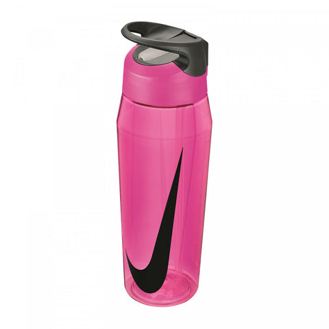 NIKE HYPERCHARGE BOTTLE 32OZ WATER BOTTLE PINK