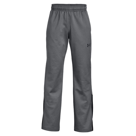 UNDER ARMOUR BOY'S BRAWLER 2.0 PANT GRAPHITE/BLACK