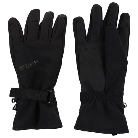 MCKINLEY DEVON UNISEX SS GLOVE BLACK NIGHT