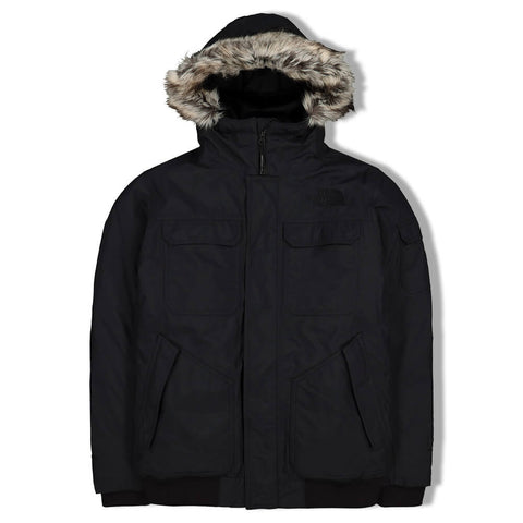 THE NORTH FACE MEN'S GOTHAM III JACKET BLACK