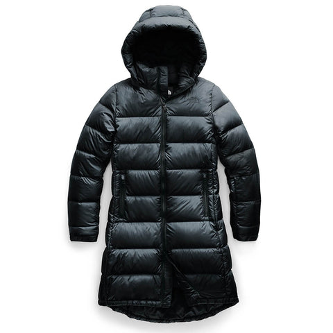 THE NORTH FACE WOMEN'S METROPOLIS PARKA III BLACK