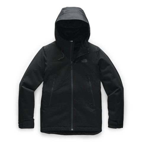 THE NORTH FACE WOMEN'S INLUX INSULATED JACKET BLACK