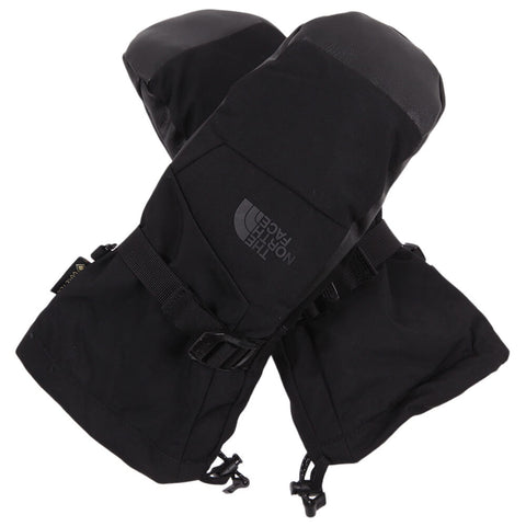 THE NORTH FACE MEN'S MONTANA GORE-TEX MITTEN BLACK