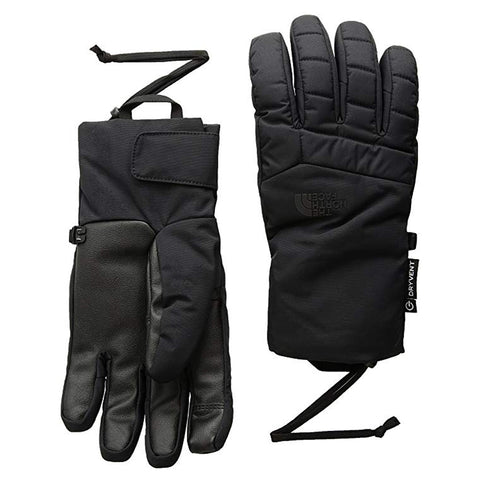 THE NORTH FACE MEN'S GUARDIAN ETIP GLOVE BLACK