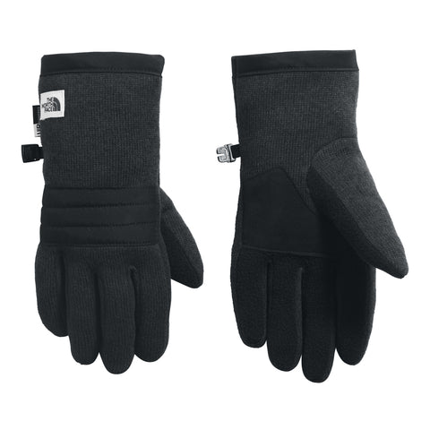 THE NORTH FACE MEN'S GORDON ETIP GLOVE BLACK