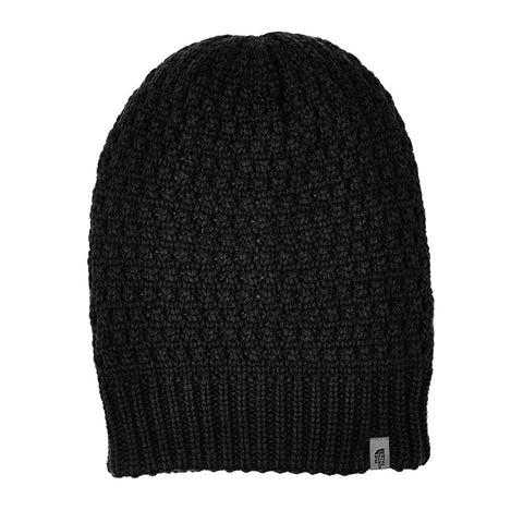 THE NORTH FACE WOMEN'S SHINSKY BEANIE BLACK