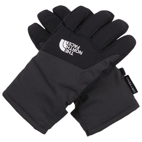 THE NORTH FACE YOUTH DRYVENT GLOVE ASPHALT GREY