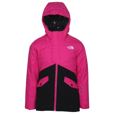 THE NORTH FACE GIRLS FREEDOM INSULATED JACKET MR.PINK