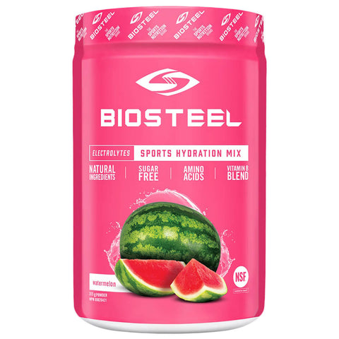 BIOSTEEL HPS MIX TUB WATERMELON 315G