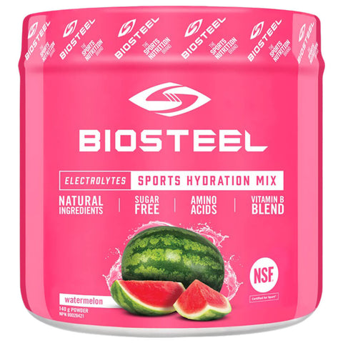 BIOSTEEL HPS MIX TUB WATERMELON 140G