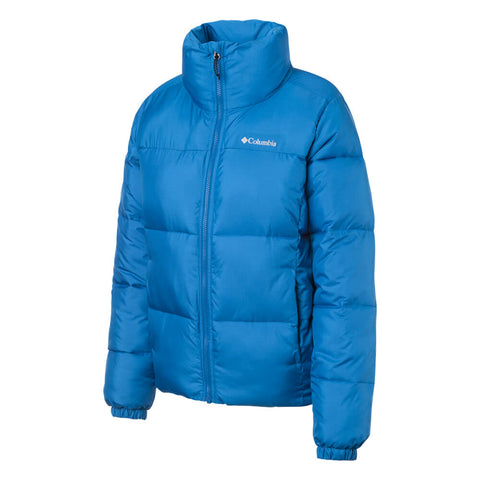 COLUMBIA WOMEN'S PUFFECT JACKET FATHOM BLUE