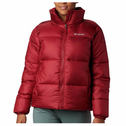 COLUMBIA WOMEN'S PUFFECT JACKET BEET