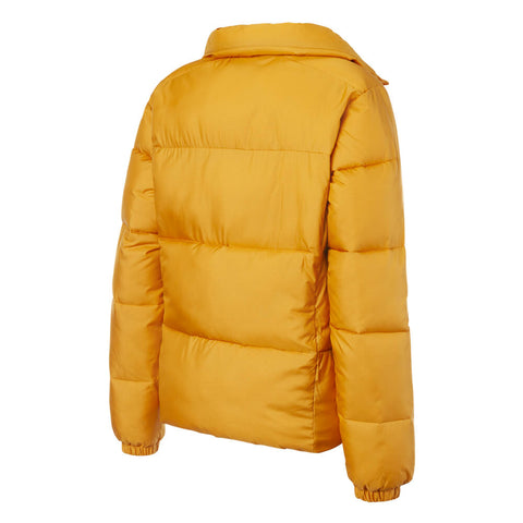 COLUMBIA WOMEN'S PUFFECT JACKET RAW HONEY BACK