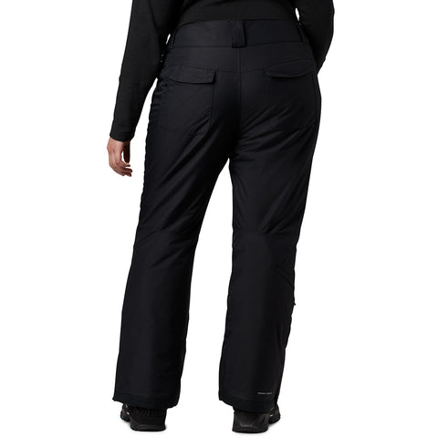 COLUMBIA WOMEN'S BUGABOO OMNI HEAT PANT BLACK