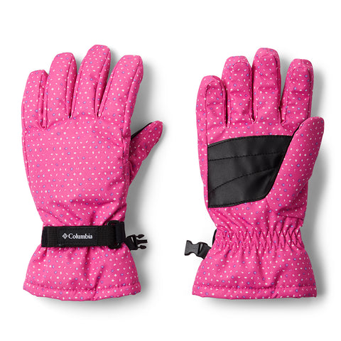 COLUMBIA YOUTH CORE GLOVE PINK ICE