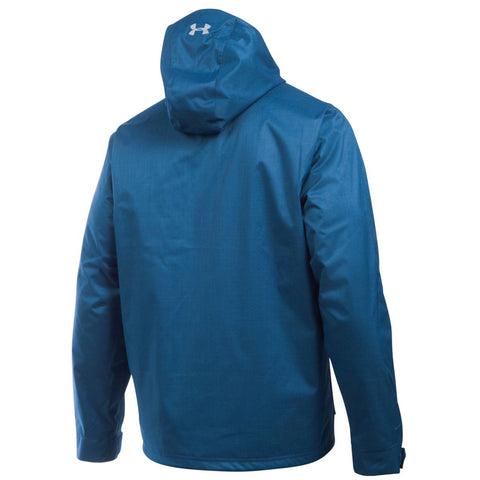 UNDER ARMOUR MEN'S COLD GEAR PORTER 3 IN 1 JACKET BLUE