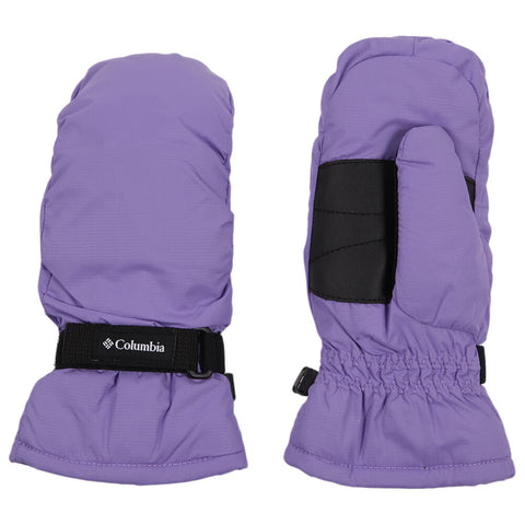 COLUMBIA GIRLS CORE MITTEN PURPLE