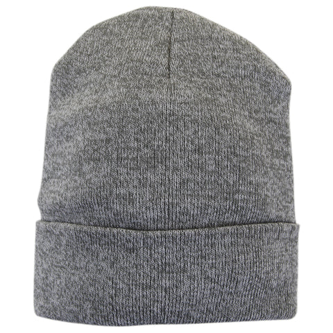 GREAT NORTHERN M SHERPA LINED BEANIE GREY