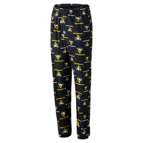 OUTERSTUFF YOUTH PITTSBURGH PENGUINS TEAM COLOURED PRINT PANT