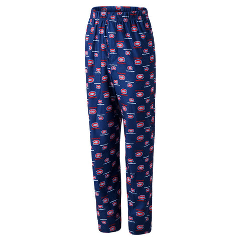 OUTERSTUFF YOUTH MONTREAL CANADIENS TEAM COLOURED PRINT PANT