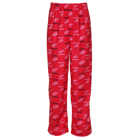 OUTERSTUFF YOUTH DETROIT RED WINGS TEAM COLOURED PRINT PANT