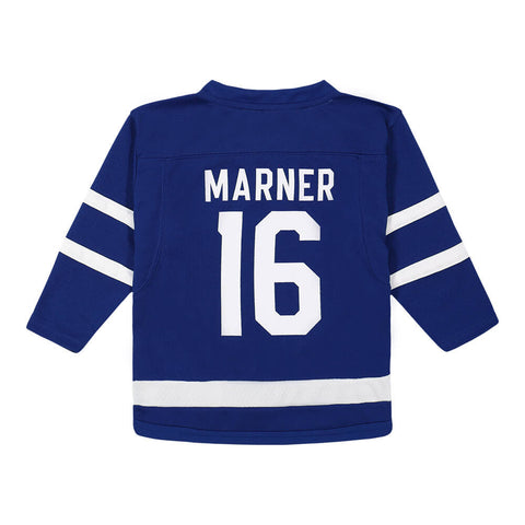 OUTERSTUFF 3T TORONTO MAPLE LEAFS REPLICA MARNER HOME JERSEY BLUE