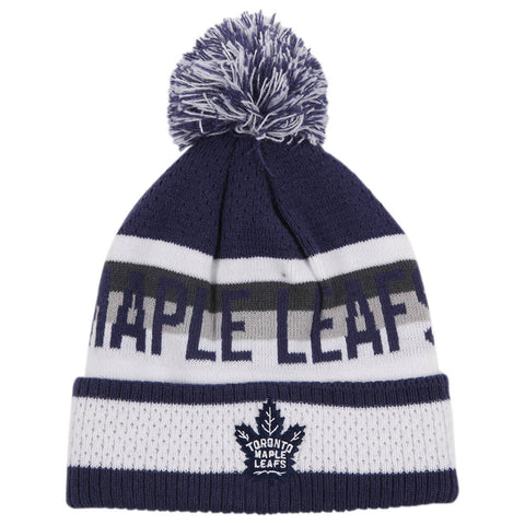 OUTERSTUFF YOUTH TORONTO MAPLE LEAFS BLUELINE TOQUE