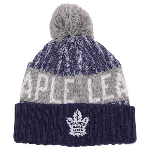 OUTERSTUFF YOUTH TORONTO MAPLE LEAFS REVERSE GAUGE TOQUE