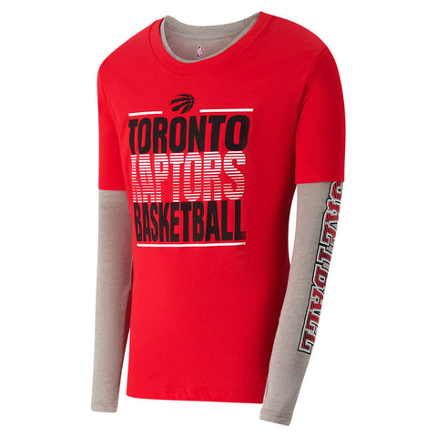 OUTERSTUFF YOUTH TORONTO RAPTORS CLUB 3N1 COMBO RED/GREY