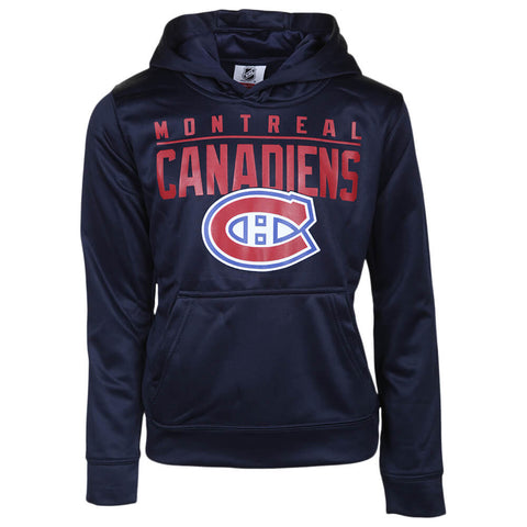 OUTERSTUFF YOUTH MONTREAL CANADIENS PACESETTER HOODY