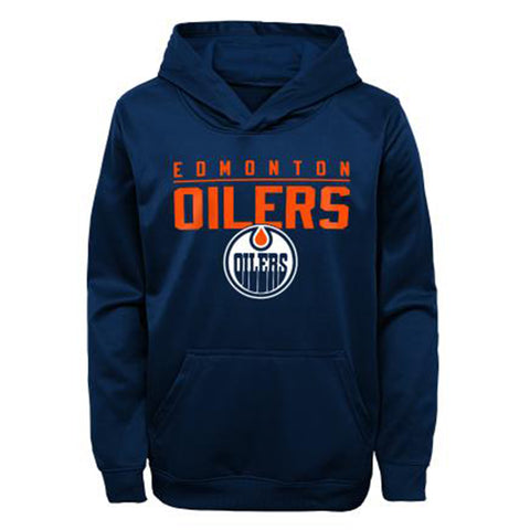 OUTERSTUFF YOUTH EDMONTON OILERS PACESETTER HOODY