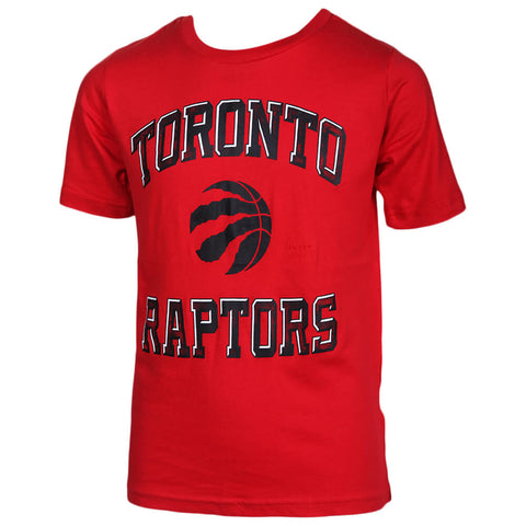 OUTERSTUFF YOUTH TORONTO RAPTORS POWER SHORT SLEEVE TOP