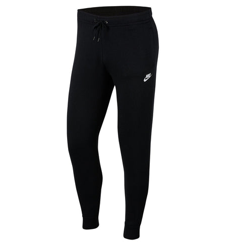 NIKE WOMEN'S CLUB FLEECE REGULAR PANT BLACK