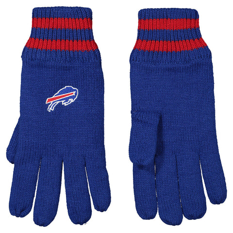 GERTEX MEN'S BUFFALO BILLS NFL THERMAL GLOVES