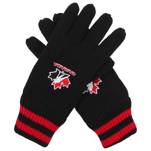 GERTEX MEN'S TEAM CANADA TERMAL GLOVES