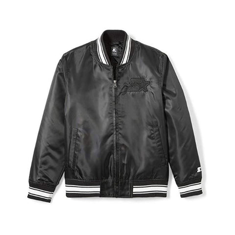 STARTER BOY'S BOMBER JACKET BLACK