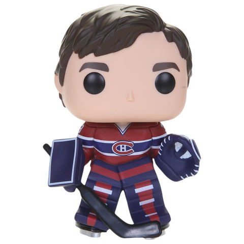 GROSNOR CANADIENS ROY WITH CUP NHL FUNKO