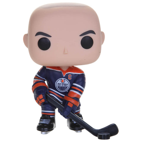 GROSNOR OILERS MESSIER WITH CUP NHL FUNKO